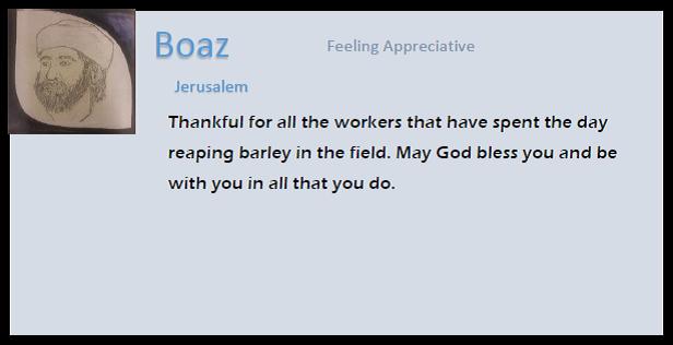 Boaz post 2